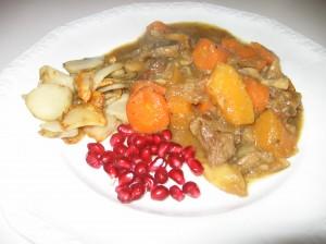Lamm Stew